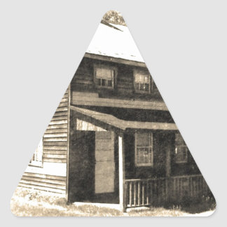 Vintage Inn Triangle Sticker