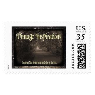Vintage Inspirations Stamp