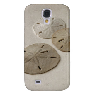 Vintage Inspired Sand Dollars Samsung Galaxy S4 Cases
