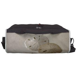 Vintage Inspired Sand Dollars Laptop Bags