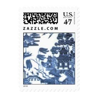 vintage inspired stamps
