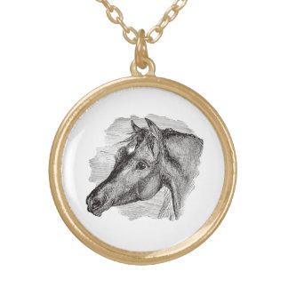 Vintage Intelligent Horse Template Jewelry