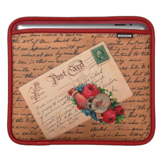 Vintage Sleeve For iPads