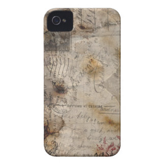Vintage iPhone 4 Case