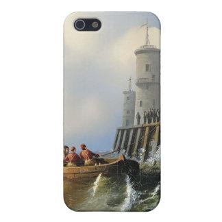 Vintage iPhone 5 Case Nautical