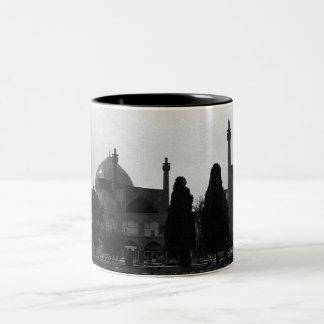 Vintage Iran Isfahan shah mosque Coffee Mugs