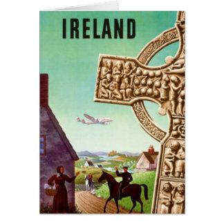 Vintage Ireland - Card
