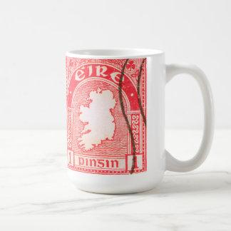 Vintage Ireland Coffee Mug