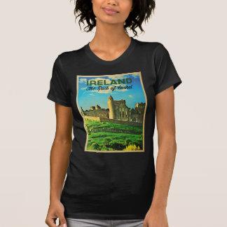 Vintage Ireland Rock Of Cashel T-Shirt
