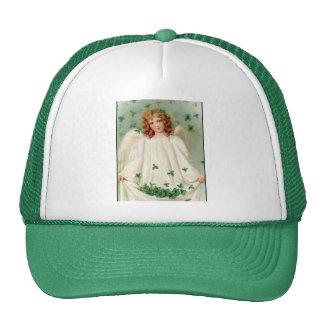 Vintage Irish Angel hat