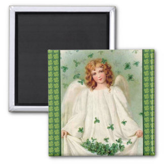 Vintage Irish Angel magnet
