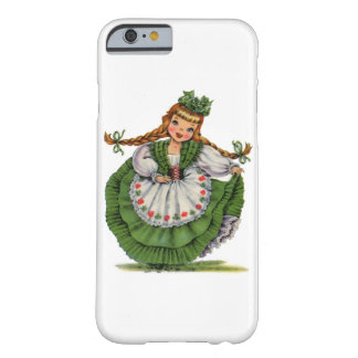Vintage Irish Doll Barely There iPhone 6 Case