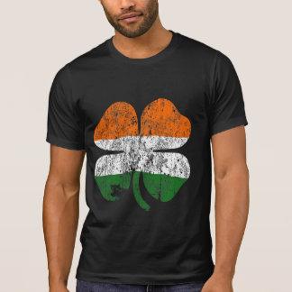 Vintage Irish Flag Shamrock Shirt