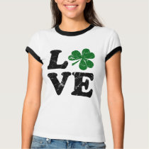 Vintage Irish Love T-Shirt