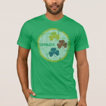 Vintage Irish Pittsburgh Drinkers St Patrick's Day T-Shirt
