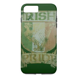 Vintage Irish Pride Crest iPhone 8 Plus/7 Plus Case