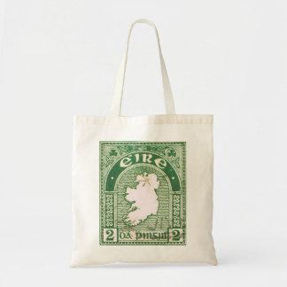Vintage Irlanda Bolsa Tela Barata