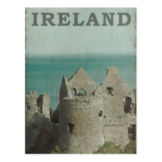 Vintage Irlanda Postal