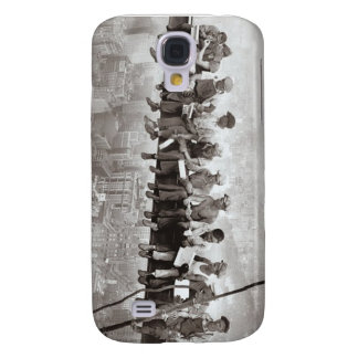 Vintage Iron Workers - iPhone 3 Case