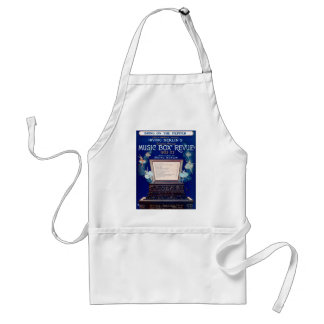 Vintage Irving Berlin Bring on the Pepper Adult Apron