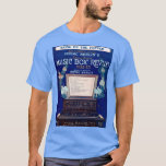 Vintage Irving Berlin Music Box Review 1922 T-Shirt