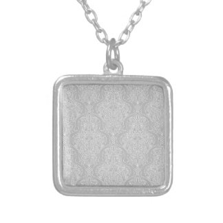 Vintage Islamic Motif Pattern Necklace