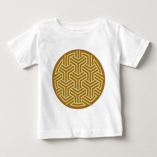 Vintage Islamic Pattern Design Baby T-Shirt