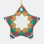 Vintage Islamic Pattern Design Ornament