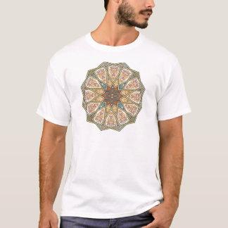 Vintage Islamic Pattern Design T-Shirt