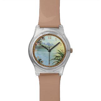 Vintage Island Wristwatch
