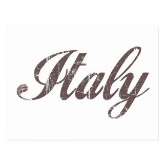 Vintage Italia Postal