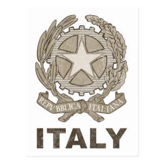 Vintage Italia Tarjetas Postales