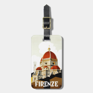 Vintage Italian Tourism Poster Tags For Luggage