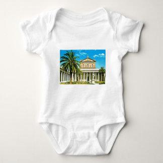Vintage Italy,  Rome, S Paulo fuori les mura T-shirt