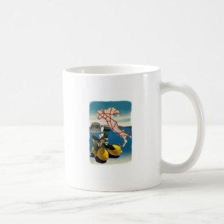 Vintage Italy Travel Coffee Mug