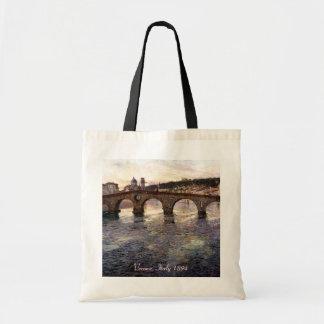 Vintage Italy (Verona, Circa 1894) Tote Bag