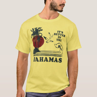Vintage It's Better in the Bahamas T-Shirt