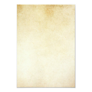Vintage Ivory Grunge Parchment Paper Background Card