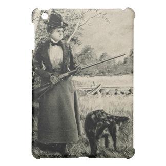 Vintage J Stevens Victorian Lady Ad iPad Mini Case