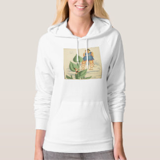 Vintage Jack and the Beanstalk WPA Poster Hoody