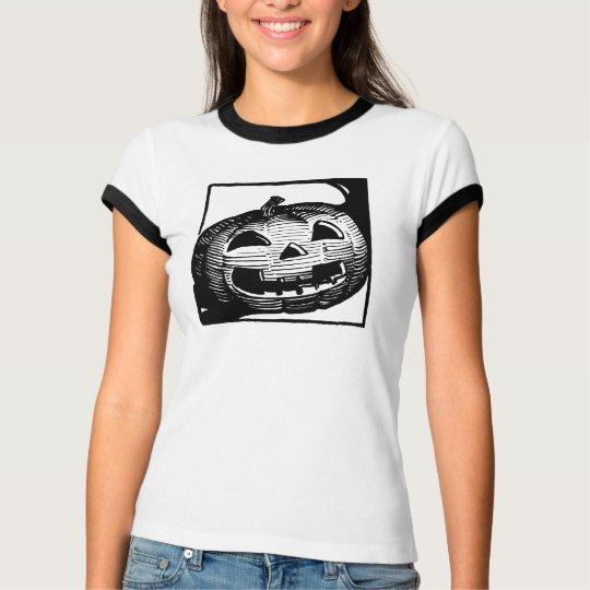 Vintage Jack o' Lantern Women's Shirt
