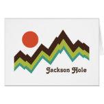 Vintage Jackson Hole Cards