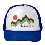 Vintage Jackson Hole Trucker Hat