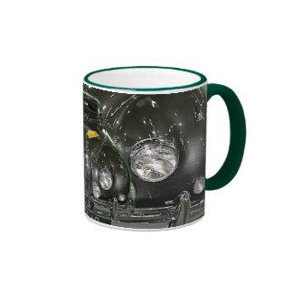 vintage jaguar coffee mugs