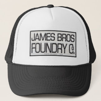 Vintage James Brothers Foundry 1904 Trucker Hat