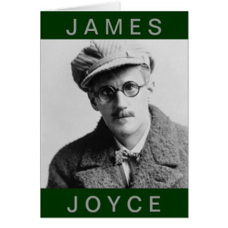Vintage James Joyce Portrait Cards
