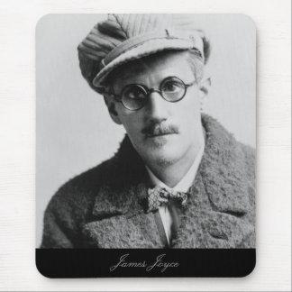 Vintage James Joyce Portrait Mouse Pads
