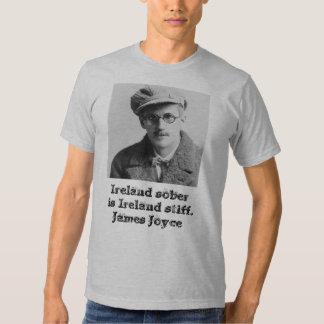 Vintage James Joyce Portrait Tee Shirt