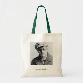 Vintage James Joyce Portrait Tote Bag