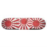 Vintage Japan Navy Flag Custom Skate Board